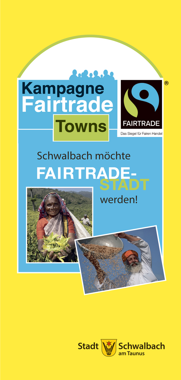 Fairtrade-Flyer